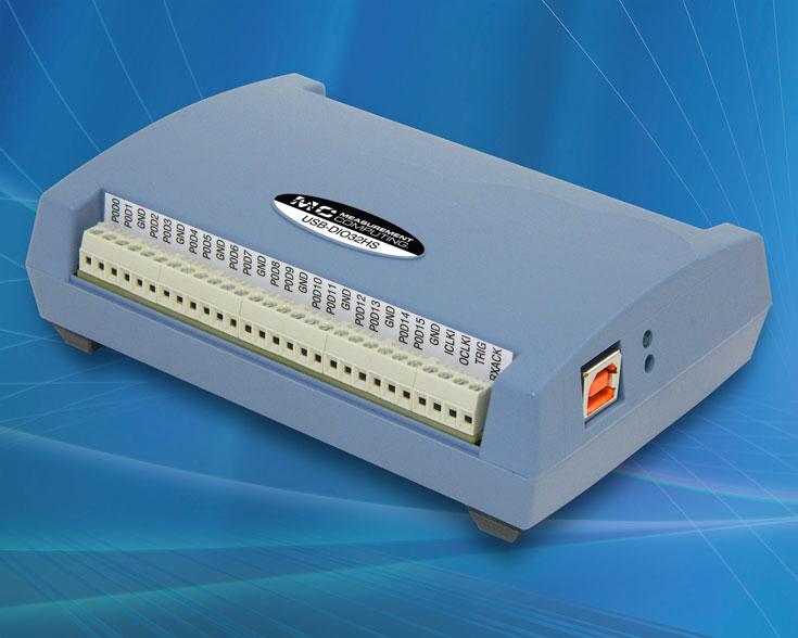 PR-USB-DIO32HS